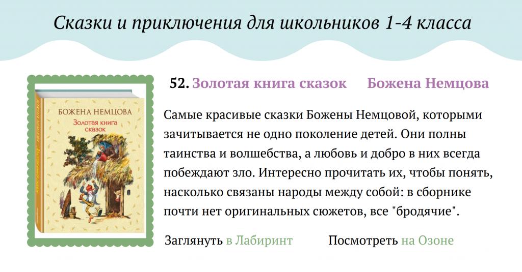 Сказки и приключения детей 7-8-9-10 лет. Пример страницы Каталога лучших книг   Мир в слове. Блог о том, как привить ребенку любовь к чтению