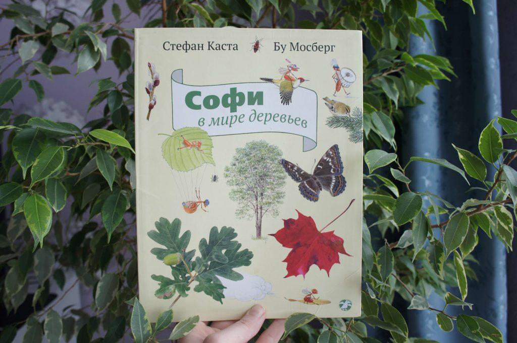 Софи в мире деревьев. Стефан Каста. Бу Мосберг. Книги для детей 6-9 лет   Мир в слове. Блог о том, как привить ребенку любовь к чтению